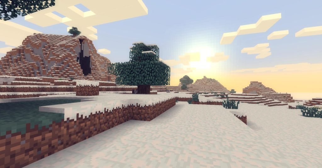 Shaders mod for minecraft mac shaders