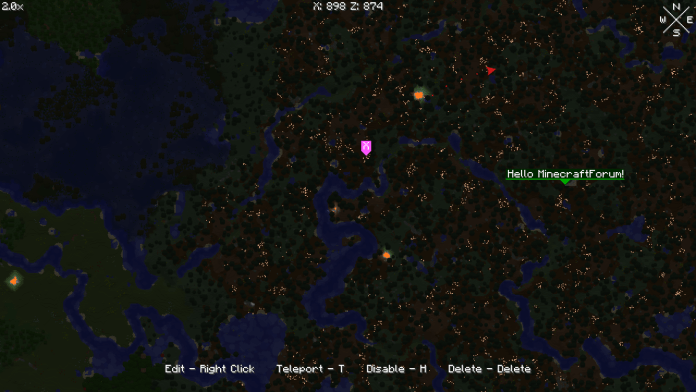 Xaeros world map mod para minecraft 1131122 minecraftdos cmo instalar xaeros world map mod para minecraft gumiabroncs Image collections