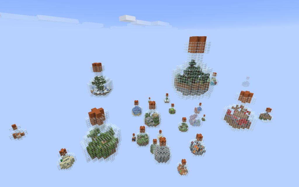 minecraft skyblock map 1.14 4